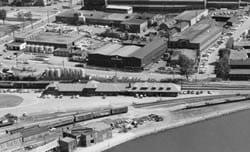 Historique du Marché de la gare de Sherbrooke