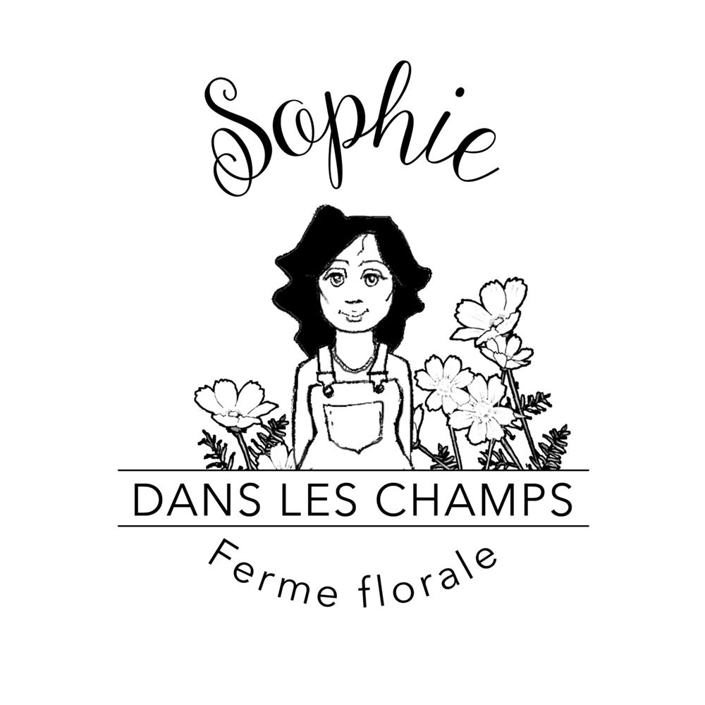 Logo Sophie dans les champs