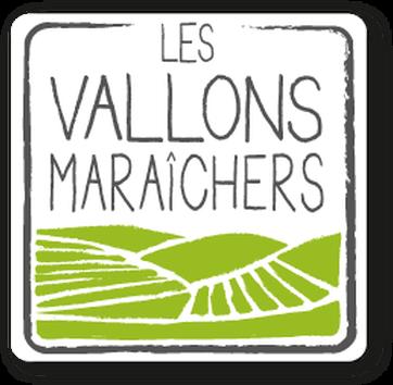 Logo Vallons maraîchers