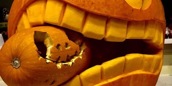 Marché Halloween