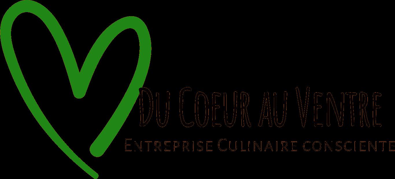 Logo Du Cœur au ventre