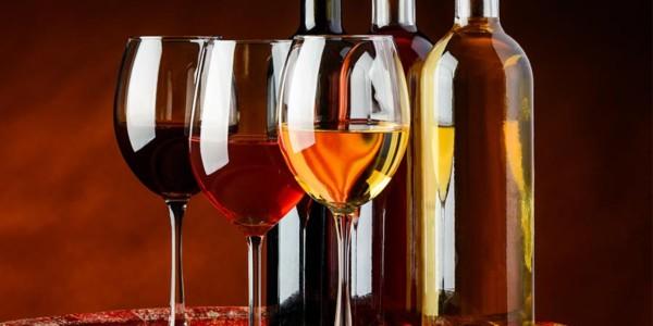 Marché vinicole